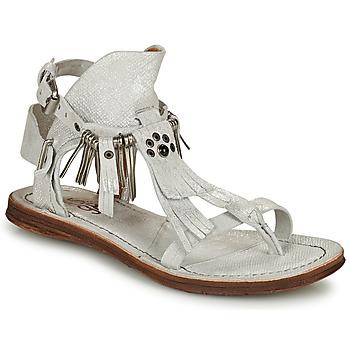 Sapatos Mulher Sandálias Airstep / A.S.98 RAMOS Branco / Íris