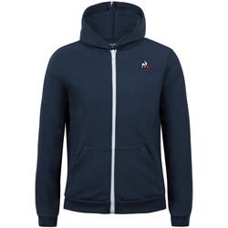 Textil Rapaz Sweats Le Coq Sportif Essentiels FZ Hoody N°3 Kids Azul