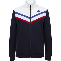 Textil Rapaz Sweats Le Coq Sportif Tricolore FZ Sweat N°1 Kids Azul