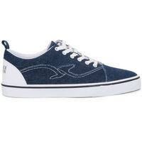 Sapatos Homem Sapatilhas Trussardi - 77A00133 Azul