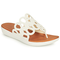 Sapatos Mulher Chinelos FitFlop ELODIE Branco