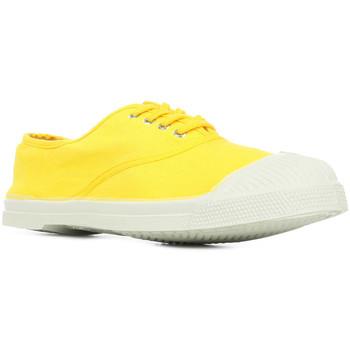 Sapatos Mulher Sapatilhas de ténis Bensimon Tennis Lacet Amarelo