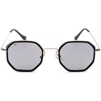 Relógios & jóias óculos de sol Sunxy Leucade Preto