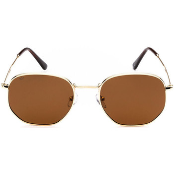 Relógios & jóias óculos de sol Sunxy Rodas Ouro