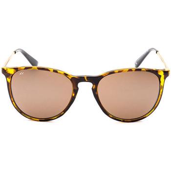 Relógios & jóias Mulher óculos de sol Sunxy Wake Castanho