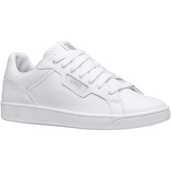 Sapatos Mulher Sapatilhas K-Swiss Clean Court II Wit