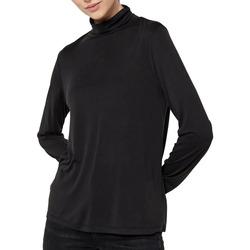 Textil Mulher T-shirt mangas compridas Pieces  Preto