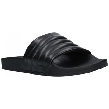 Sapatos Mulher chinelos Kelara K12020 Mujer Negro noir