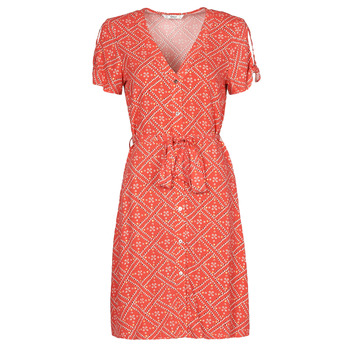 Textil Mulher Vestidos curtos Only ONLVIOLETTE Rosa