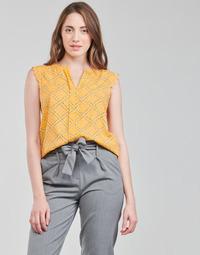 Textil Mulher Tops / Blusas Only ONLVIOLETTE Rosa