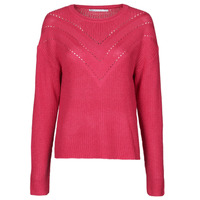 Textil Mulher camisolas Only ONLTRIXIE Rosa