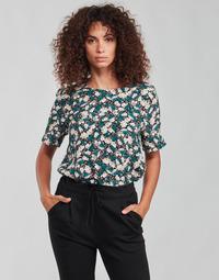Textil Mulher Tops / Blusas Vero Moda VMRILLO Verde