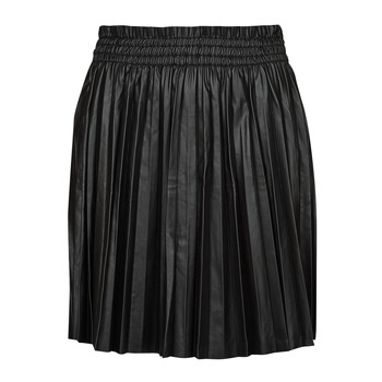 Textil Mulher Saias Vero Moda VMNELLIEDORA Preto