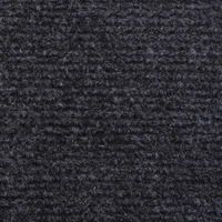 Casa Tapetes VidaXL Carpete 1.6 x 15 m Cinzeto