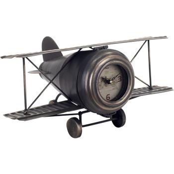 Casa Relógios Signes Grimalt Tabletop Relógio Plane Negro