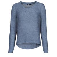 Textil Mulher camisolas Only ONLGEENA Azul