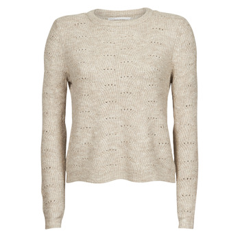 Textil Mulher camisolas Only ONLLOLLI Toupeira