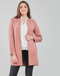 Textil Mulher Casacos Only ONLSOHO Rosa