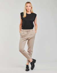 Textil Mulher Chinos Only ONLPOPSWEAT Bege