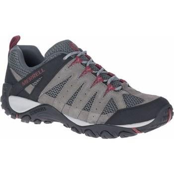 Sapatos Homem Sapatos de caminhada Merrell Accentor 2 Vent Cinzento, Grafite