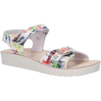 Sapatos Rapariga Sandálias Kickers 784536-30 ODYSSA Blanco