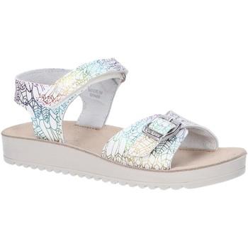 Sapatos Rapariga Sandálias Kickers 784535-30 ODYSSA Blanco