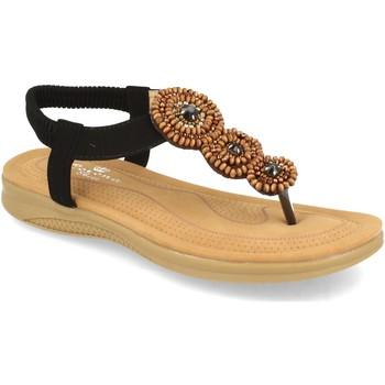 Sapatos Mulher Sandálias H&d YZ19-319 Negro