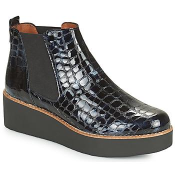 Sapatos Mulher Botas baixas Fericelli LORNA Marinho