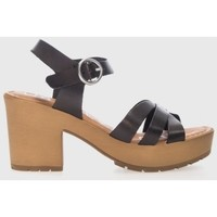 Sapatos Mulher Sandálias Musse & Cloud TONIC Negro