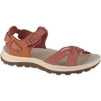Sapatos Mulher Sandálias Keen Wms Terradora II Open Toe Cor-de-rosa