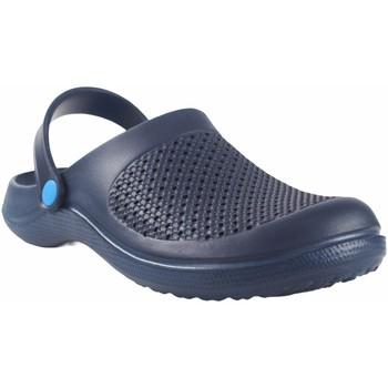 Sapatos Homem Sandálias Kelara Praia Knight  92008 azul Azul