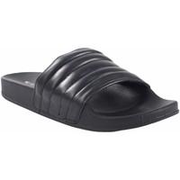 Sapatos Mulher Chinelos Kelara Senhora da praia  k12020 preto Preto