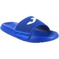 Sapatos Rapariga chinelos Joma Beach boy  island junior 2104 blue Azul