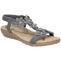 Sapatos Mulher Sandálias Fleet & Foster  Cinza