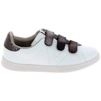 Sapatos Homem Sapatilhas Victoria Sneaker 1125254 Blanc Branco