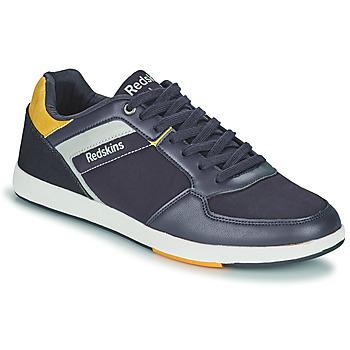 Sapatos Homem Sapatilhas Redskins VILLAM Marinho / Amarelo