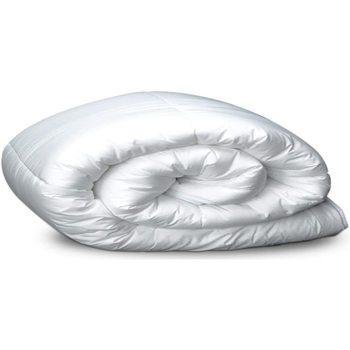 Casa Criança Capa de edredão Sols Edredón Nordico para cama 150 cm Blanco