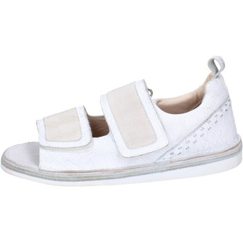 Sapatos Homem Sandálias Moma BH256 Branco