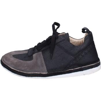 Sapatos Homem Sapatos Moma BH259 Preto