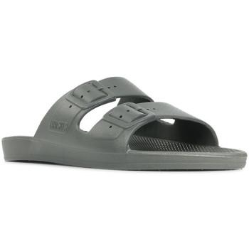 Sapatos Homem Chinelos Freedom Moses Stormy Cinza