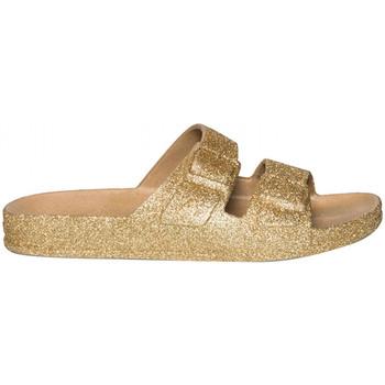 Sapatos Mulher Chinelos Cacatoès Trancoso Ouro
