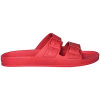 Sapatos Criança Chinelos Cacatoès Rio de janeiro Vermelho