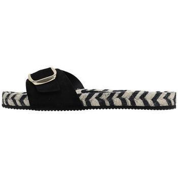 Sapatos Mulher Chinelos Senses & Shoes  Preto