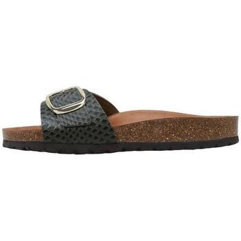 Sapatos Mulher Chinelos Senses & Shoes  Cáqui