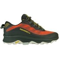 Sapatos Homem Sapatilhas Merrell Moab Speed Preto