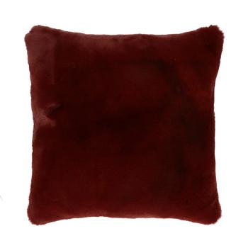 Casa Almofadas Pomax FLUF Vermelho / Escuro