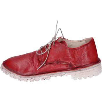 Sapatos Mulher Sapatos Moma BH273 Vermelho