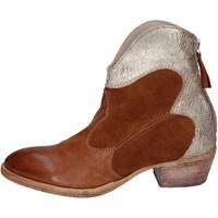 Sapatos Mulher Botins Moma BH280 Castanho