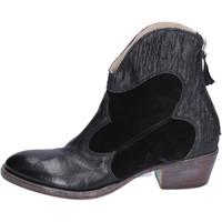Sapatos Mulher Botins Moma BH281 Preto
