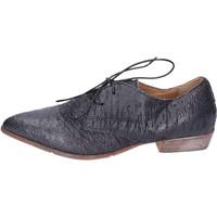 Sapatos Mulher Sapatos Moma BH295 Preto